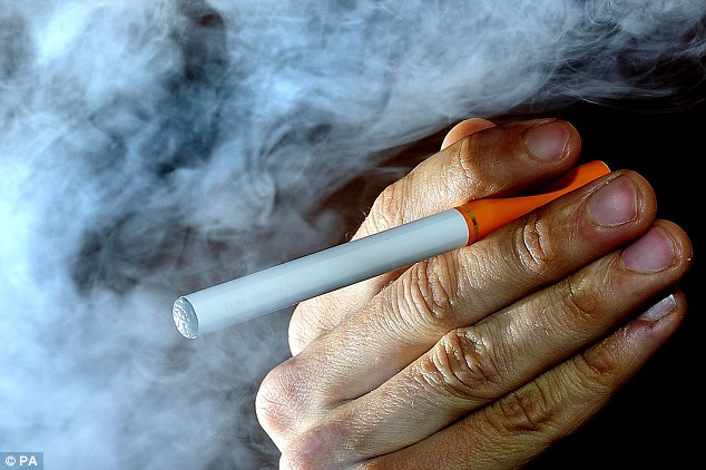 One in four e-cigs to be banned in Britain next year