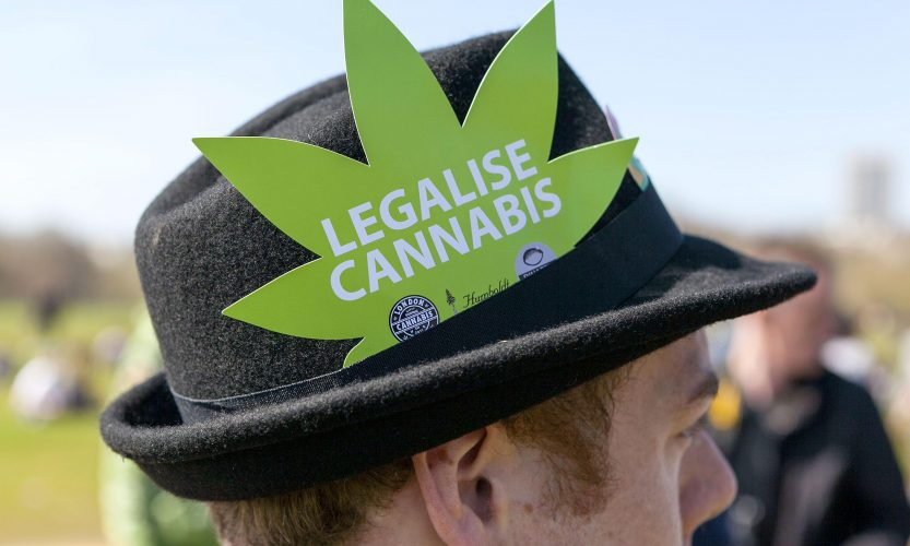 Britons want cannabis to be legalised – change is inevitable, says ex-minister